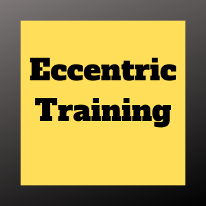 eccentric training for bench pressing